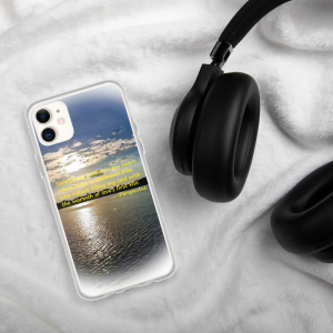 Soul Seeker iPhone Case Serenity is a place