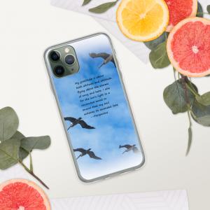 Soul Seeker iPhone Case Gratitude